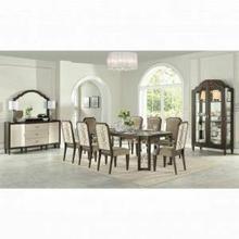 ACME Peregrine Dining Table - 67990 - Walnut