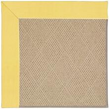 "Creative Concepts-Cane Wicker Canvas Buttercup - Rectangle - 24"" x 36"""