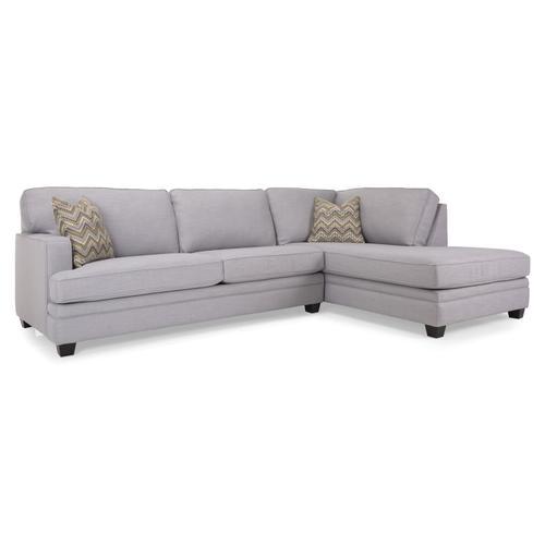 Decor-rest - 2696-17 LHF Sofa