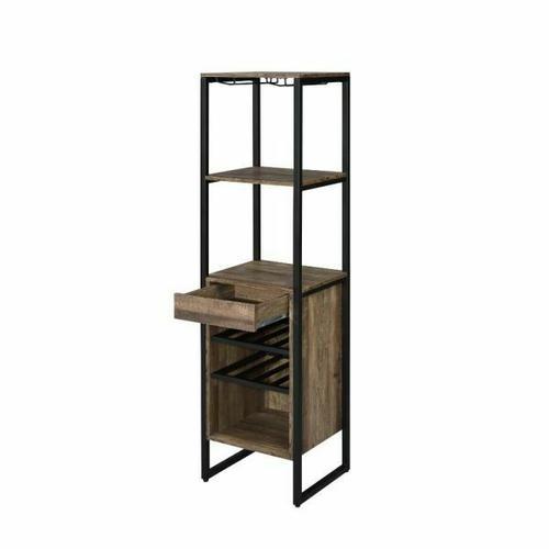 Acme Furniture Inc - Narik Wine Cabinet