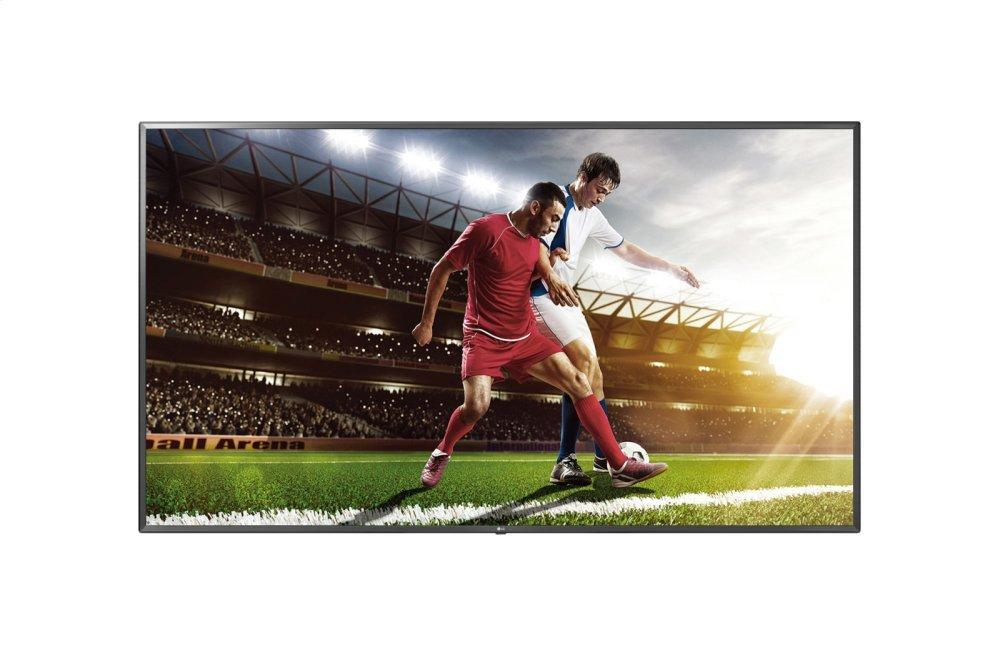"""Lg75"""" Ut640s Series Uhd Commercial Signage Tv"""