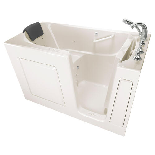 Premium Series 30x60-inch Walk-In Tub with Combo Massage Systems  American Standard - Linen