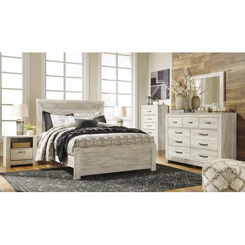 Bellaby Queen Bedframe