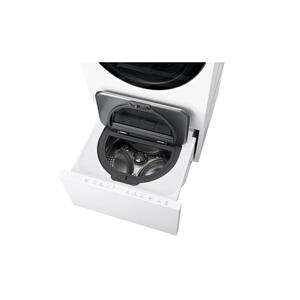 LG AppliancesLG SIGNATURE: 0.7 cu. ft. LG SideKick™ Pedestal Washer