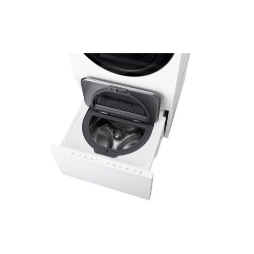 LG SIGNATURE: 0.7 cu. ft. LG SideKick™ Pedestal Washer