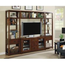 See Details - Home Entertainment Danforth Wall Group w/56'' Console
