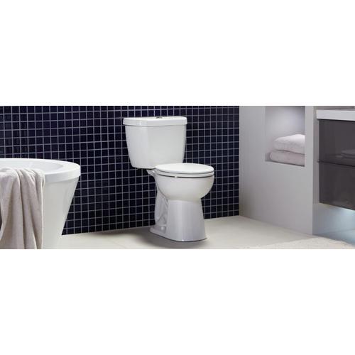 "Niagara - The Original - 0.8 GPF Single Flush 12"" Elongated Toilet"