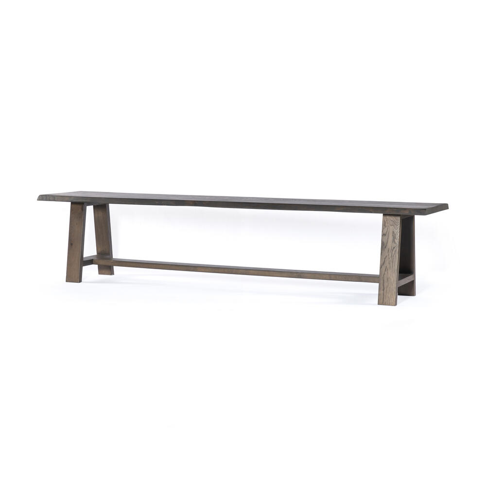 Glover Dining Bench-espresso Oak