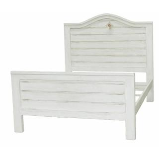 See Details - W White Ranch Queen Bed