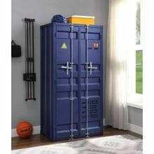 ACME Cargo Wardrobe (Double Door) - 37909 - Blue