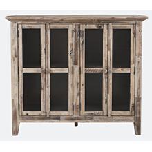 View Product - Rustic Shores 4 Door High Cabinet