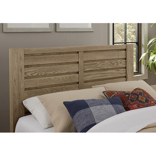 HORIZONTAL PLANK BED