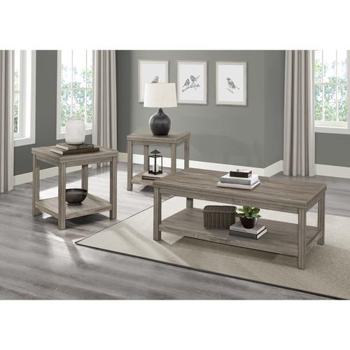 Gallery - 3-Piece Pack Occasional Set