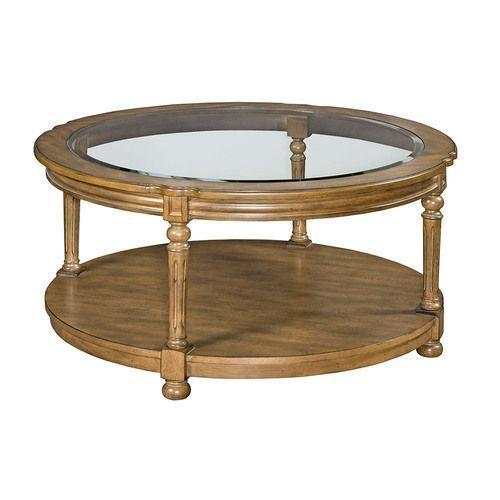 Candlewood Round Cocktail Table