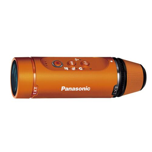A1: Ultra-Light Wearable HD Action Camera HX-A1MD - Orange