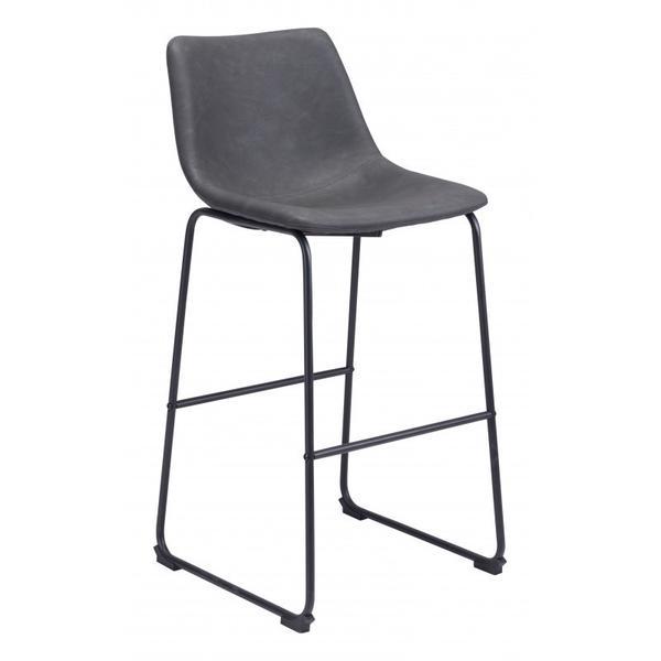 Smart Bar Chair Charcoal