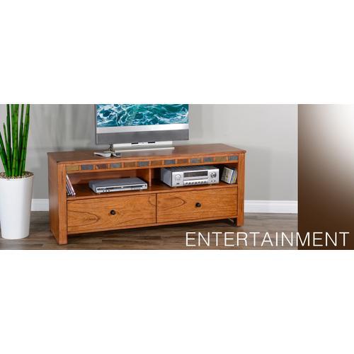 """Sunny Designs - Sedona 64"""" TV Console"""