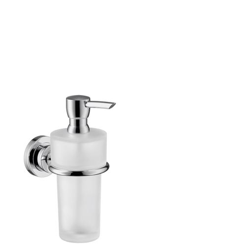 Brushed Bronze Liquid soap dispenser