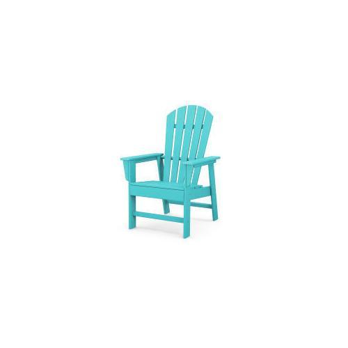 Polywood Furnishings - South Beach Casual Chair in Aruba
