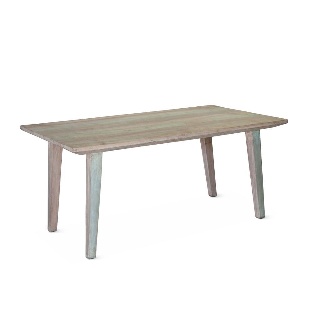 "Ibiza 66"" Reclaimed Wood Dining Table"