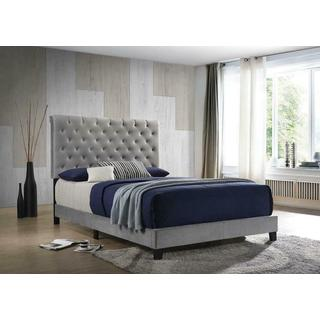 Trinity Queen Bedframe Gray