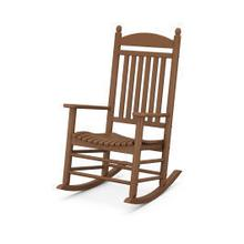 View Product - Jefferson Rocking Chair in Teak