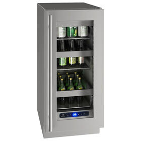 "Hre515 15"" Refrigerator With Stainless Frame Finish (115 V/60 Hz Volts /60 Hz Hz)"