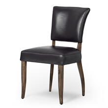 Mimi Dining Chair-rider Black/weathered