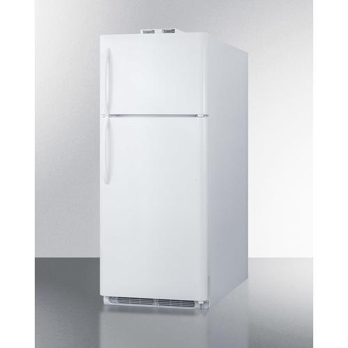 "Summit - 30"" Wide Break Room Refrigerator-freezer"