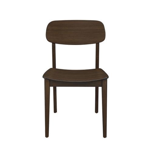 Currant Chair, Black Walnut, (Set of 2)