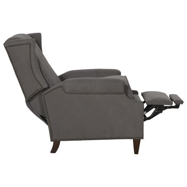 See Details - Newberry Manual Push Back Recline