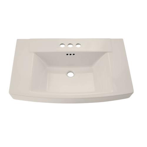 Townsend pedestal sink top  American Standard - Linen