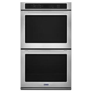 30-Inch Wide Double Wall Oven With True Convection - 10.0 Cu. Ft. - FINGERPRINT RESISTANT STAINLESS STEEL