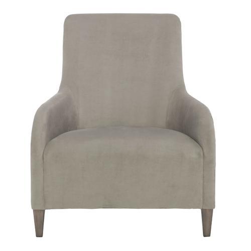 Bernhardt Interiors - Naomi Chair in Aged Gray (788)
