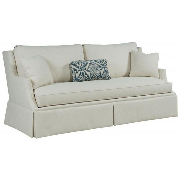 See Details - Bench Seat Skirted Sofa