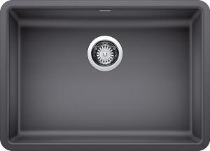 Precis Ada Single Bowl - Cinder Product Image