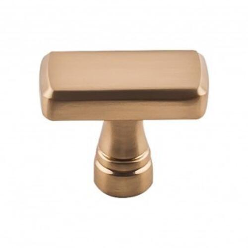 Kingsbridge Knob 1 3/8 Inch - Honey Bronze