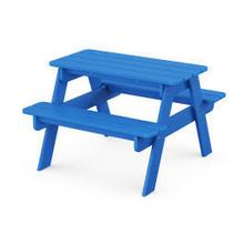 View Product - Kids Picnic Table in Pacific Blue