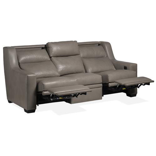 Hancock and Moore - 2M90-PRB YOUR WAY MOTION 2 PWR RECLINE W/BATTERY