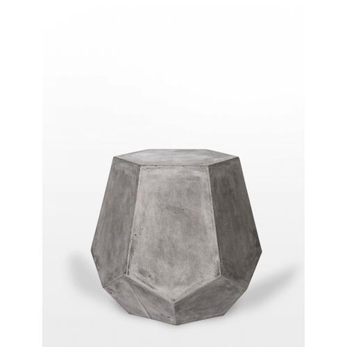 VIG Furniture - Modrest Emit Modern Concrete Stool