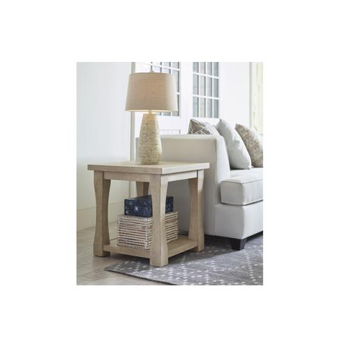 Milano by Rachael Ray Home Leg End Table