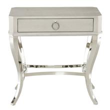 View Product - Criteria Nightstand in Heather Gray (363)