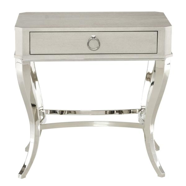 See Details - Criteria Nightstand in Heather Gray (363)