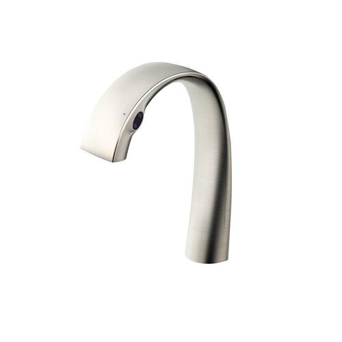 ZN Automatic Lavatory Faucet - Brushed Nickel