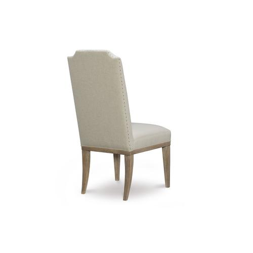 Monteverdi by Rachael Ray Upholstered Host Side Chair