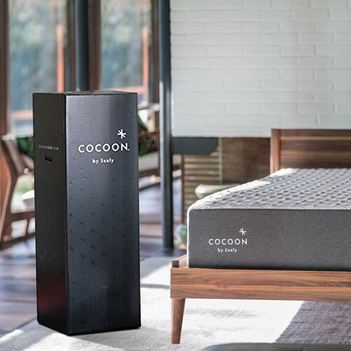 Cocoon by Sealy - Classic Soft - Mattress in a Box - Cal King