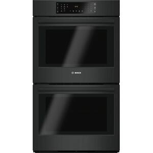 "800 Series, 30"", Double Wall Oven, BL, EU conv./Thermal, Touch Control Product Image"