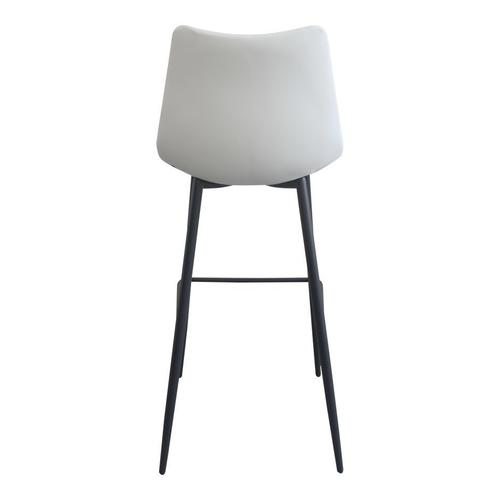Moe's Home Collection - Alibi Barstool Ivory-m2