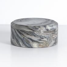 Emundo Box-black Dune Marble