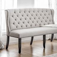 Sania I 3-Seater Love Seat Bench